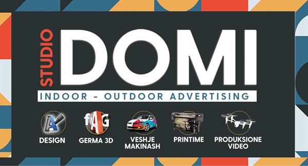 Studio Domi Indoor-Outdoor Advertsing