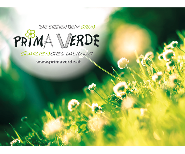 Prima Verde - Gartengestaltung