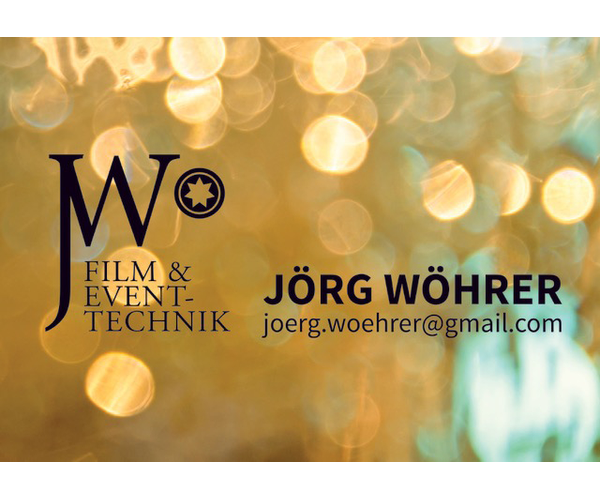 Filmproduktion & Eventtechnik