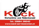 KFZ-Servicestation und Handel