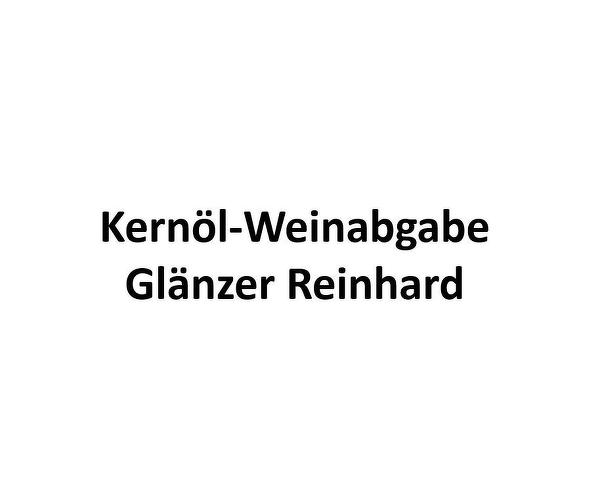 Kernöl-Weinabgabe Glänzer Reinhard