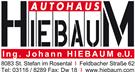 Autohaus Johann Hiebaum