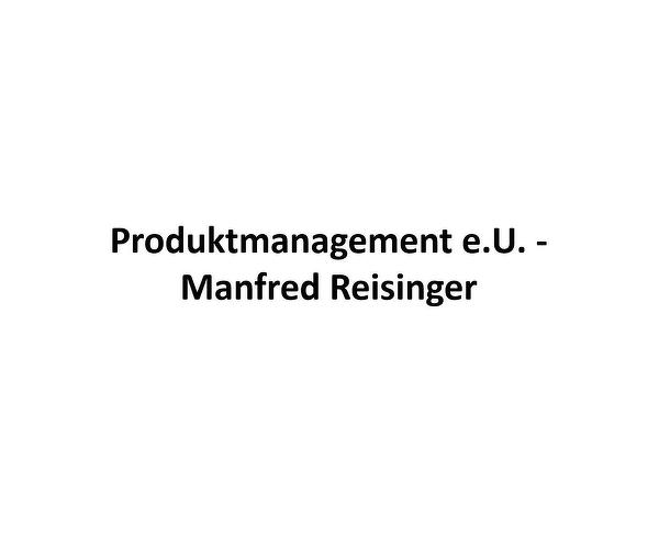 Produktmanagement e.U. - Manfred Reisinger