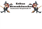 Erikas Hexenhäuschen