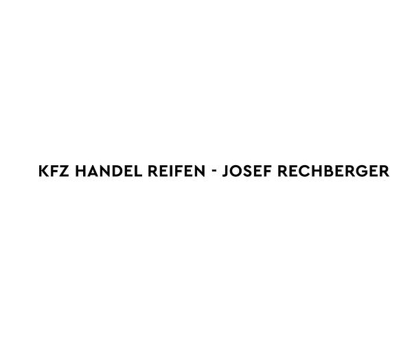 KFZ Handel Reifen - Josef Rechberger