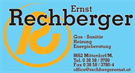 Ernst Rechberger