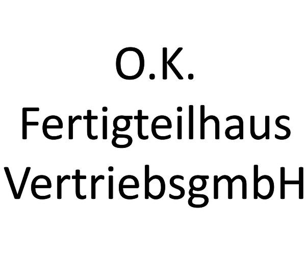 O.K. Fertigteilhaus VertriebsgmbH