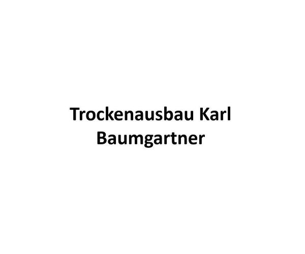 Trockenausbau Karl Baumgartner