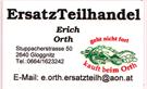 Landtechnikhandel Orth Erich