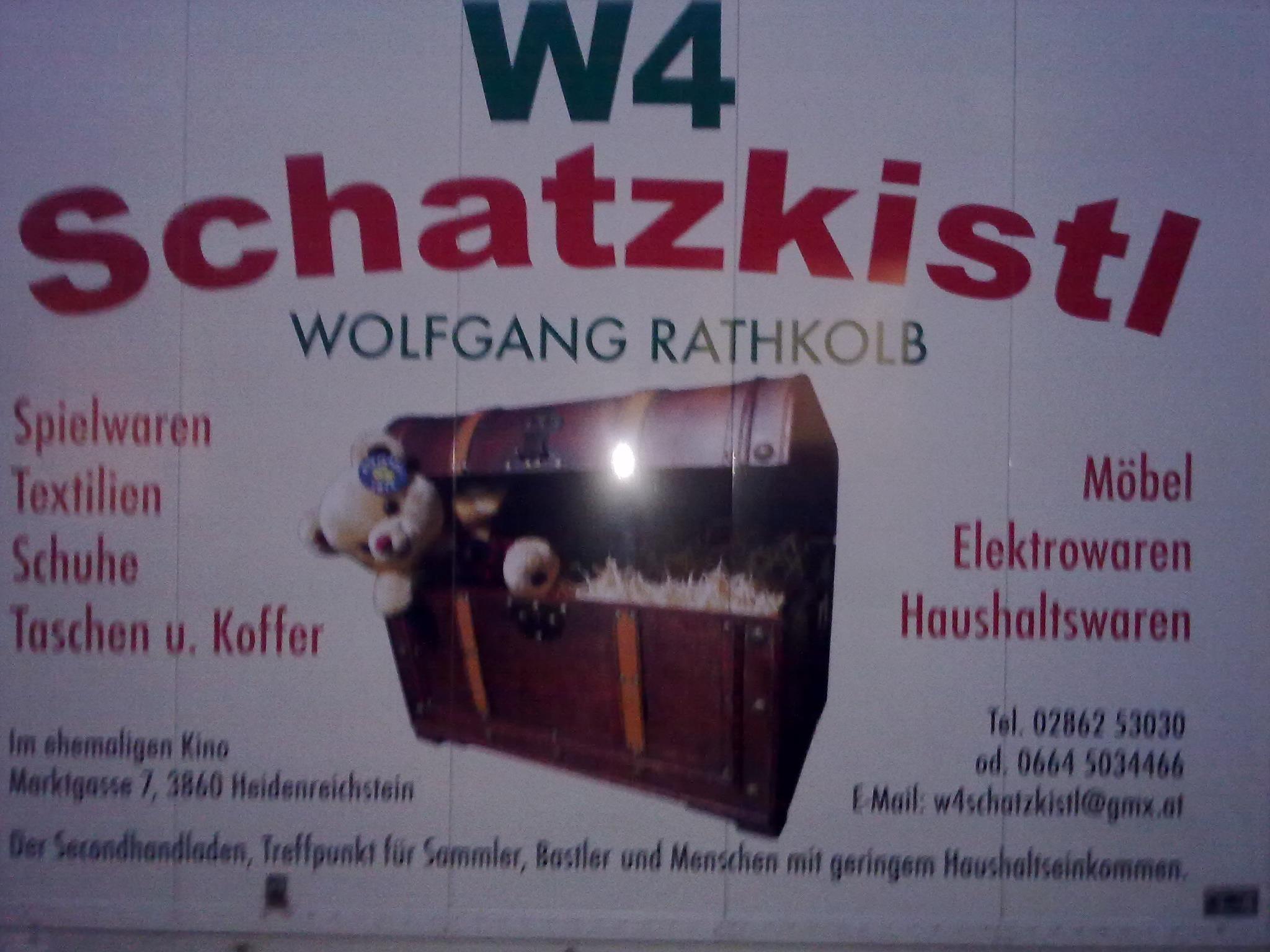 W4 Schatzkistl Wolfgang Rathkolb