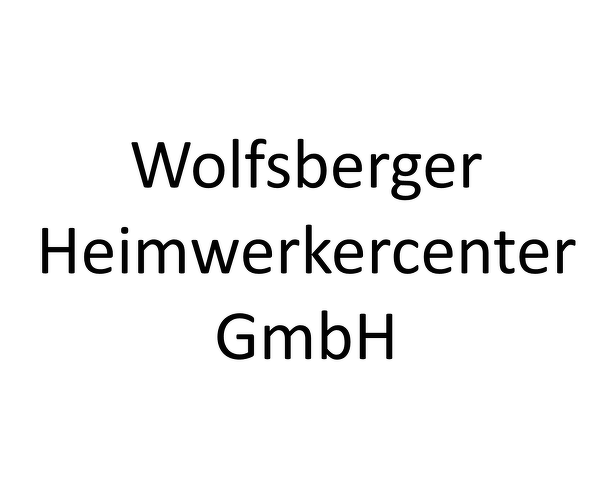 Wolfsberger Heimwerkercenter GmbH