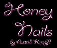 Honey Nails by Astrid Kroffl