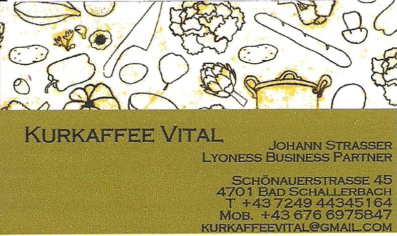 Kurkaffee Vital