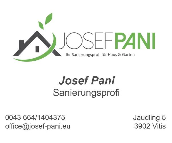 Josef PANI