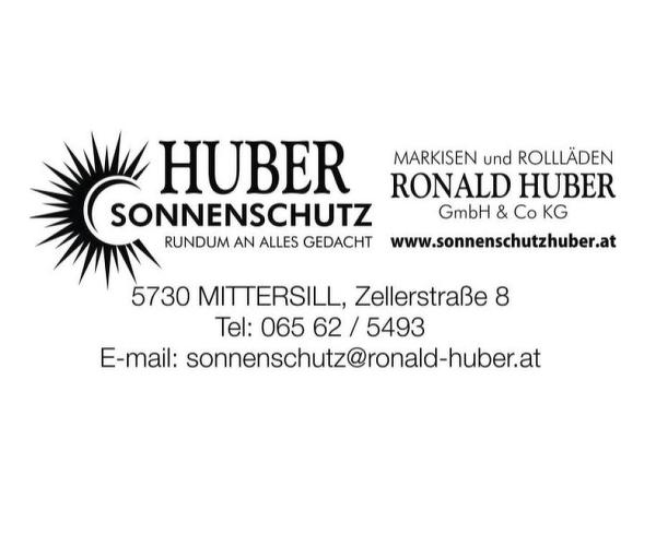 Markisen & Rollläden Ronald Huber GmbH & Co KG