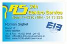 RS-24h, Elektro Service