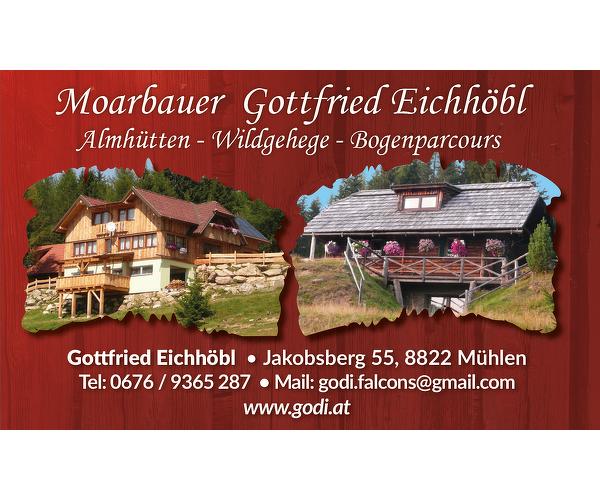 Moarbauer - Almhütten