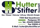 Hutter & Stifter