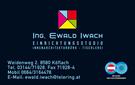 Ing. Ewald IWACH