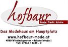 Trachten-Moden Hofbaur GmbH