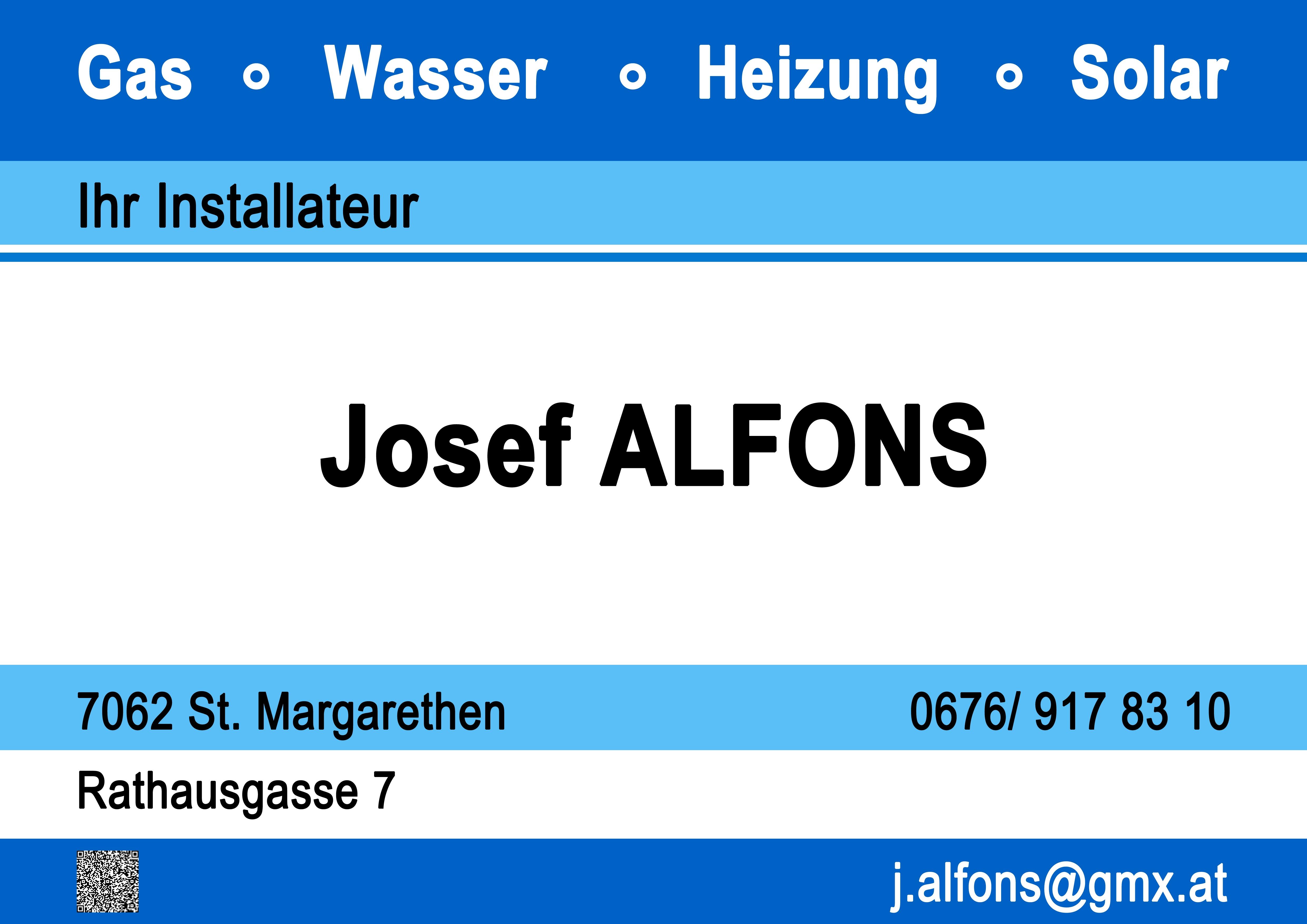 Josef Alfons e.U.