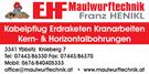EHF Maulwurftechnik