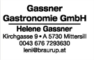Gassner Gastronomie GmbH