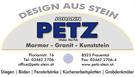 Petz - Design aus Stein