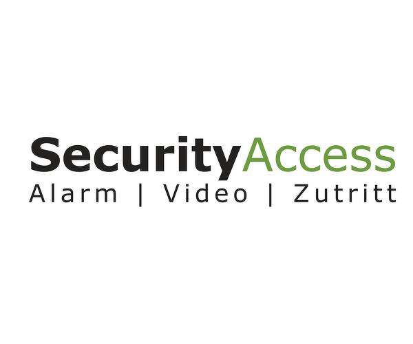 SecurityAccess - Alarm Video Zutritt
