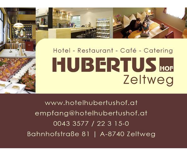 Hotel Restaurant Catering Hubertushof