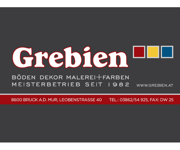 GREBIEN GmbH Maler und Raumausstatter