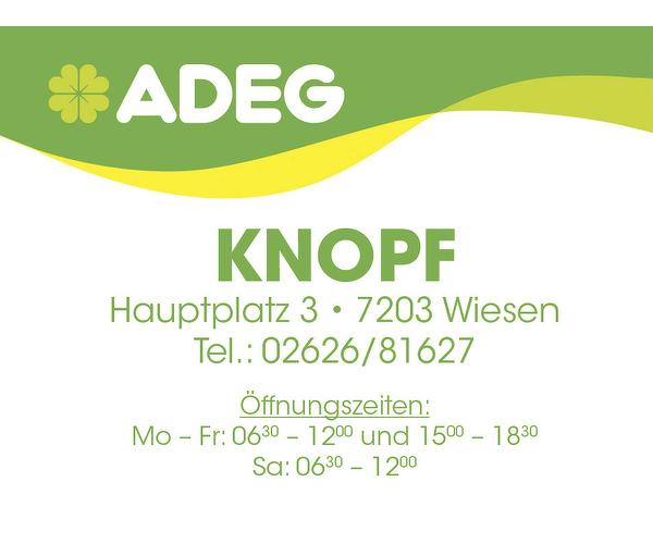 ADEG Knopf