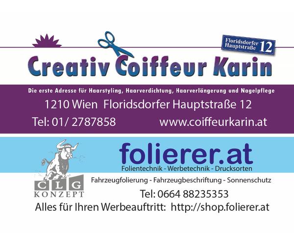 Creativ Coiffeur Karin