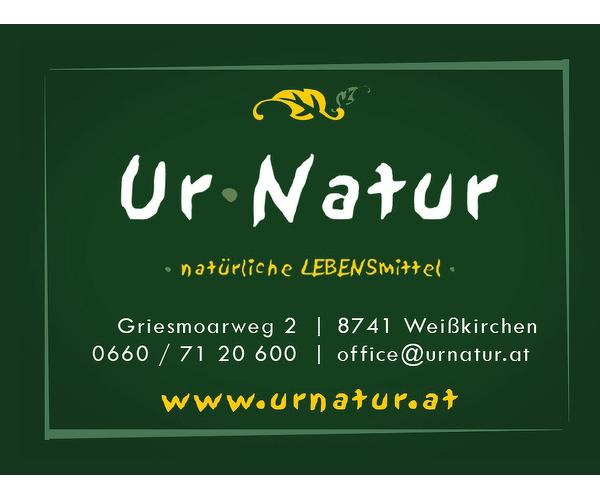 Ur-Natur natürliche Lebensmittel