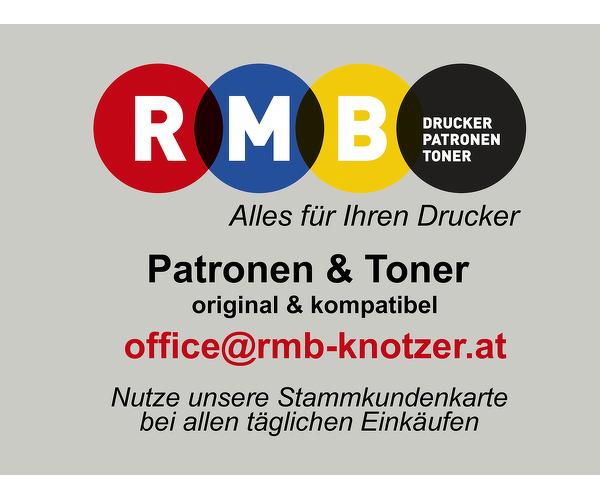 RMB Knotzer- Alles für ihren Drucker