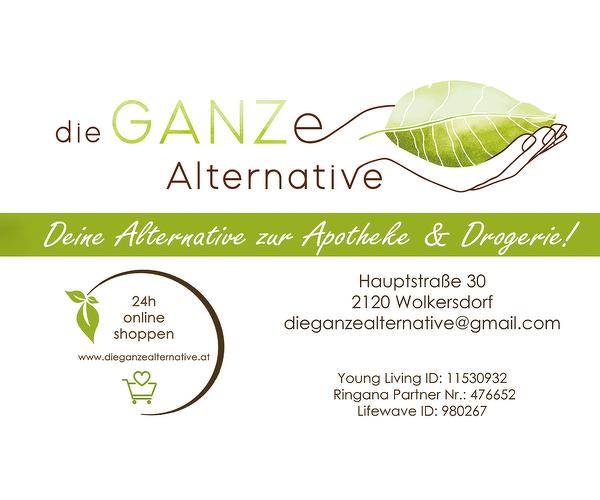 die GANZe Alternative