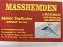 Masshemden  Atelier Voglhuber
