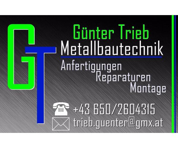 Günter Trieb Metallbautechnik