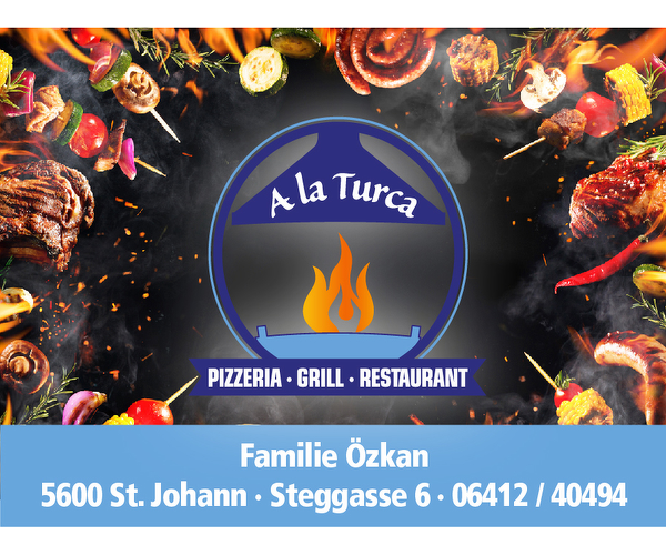 A La Turca Pizza & Grill Restaurant