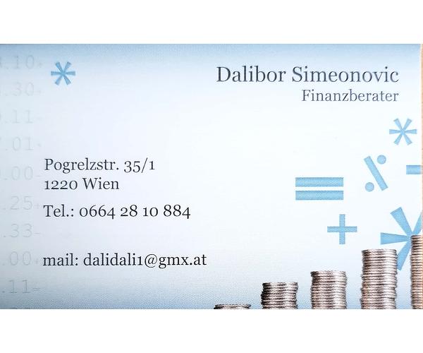 Dalibor Simeonovic