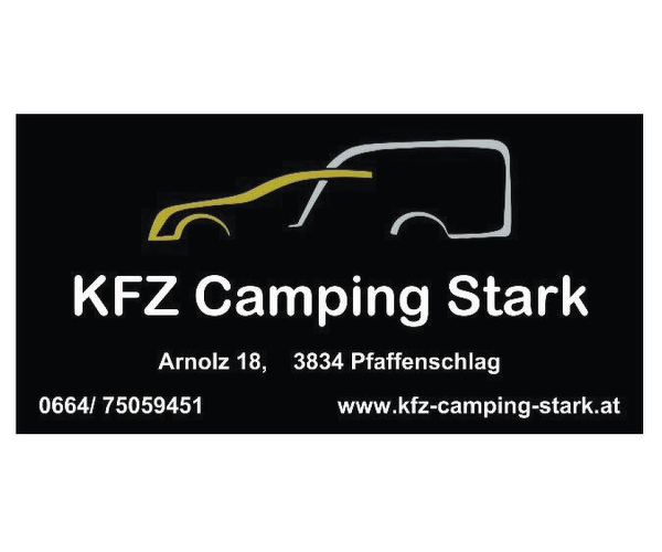 KFZ Camping Stark