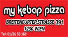 My Kebap Pizza