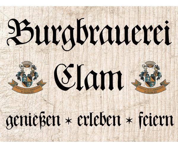 Burgbrauerei Clam