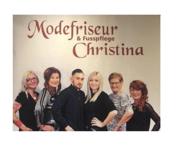Modefriseur Christina