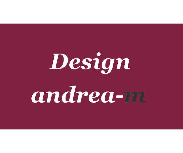 Design andrea-m - Schneiderwerkstätte