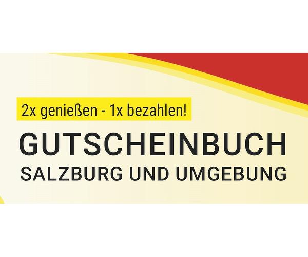 Gutscheinbuch Salzburg