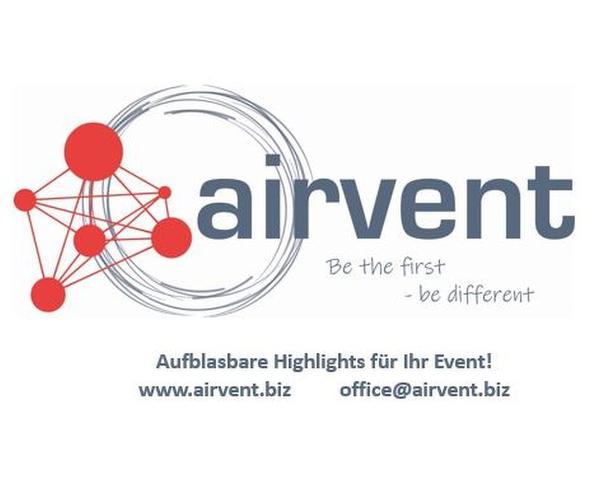 Airvent - Wasserparks - Festzelte - Hüpfburgen