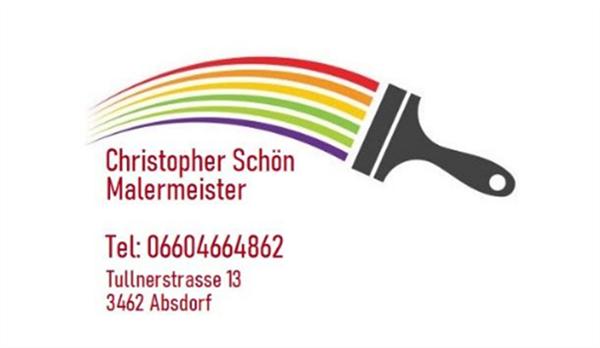 Maler Schön