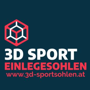 3D Sportsohlen