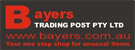 Bayer's Trading Post
